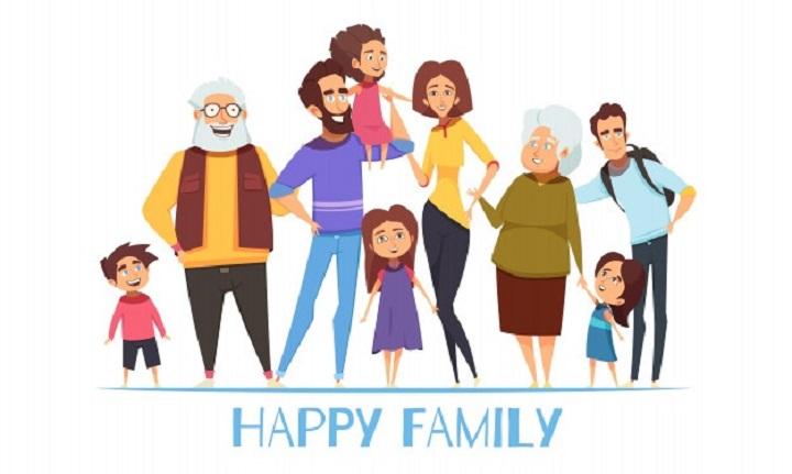 İngilizce Aile Tanıtma ve Aile Üyeleri İngilizce Yazılışları